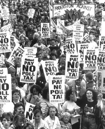 poll tax Poll tax definition, a capitation tax, the payment of which is sometimes a prerequisite to exercise the right of suffrage see more.