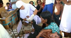 Sri Lanka humanitarian crisis