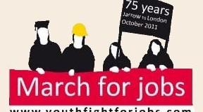 Jarrow march blog