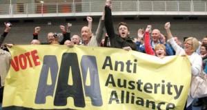 The Anti-Austerity Alliance in Ireland