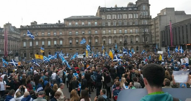 Tens of thousands of working class people are looking for a political alternative to austerity