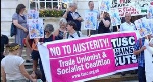 The Trade Unionist and Socialist Coalition is fighting to build an anti cuts and socialist alternative to austerity