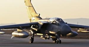 A Royal Air Force Tornado GR4