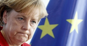 German leader, Angela Merkel; a leading supporter of austerity in Europe