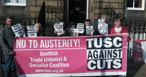 We need a fighting alternative to austerity which the SNP don't offer