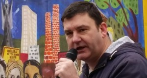 Jim McFarlane, Scottish TUSC candidate