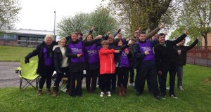 Homeless caseworkers and Socialist Party Scotland members on the North East picket line