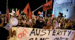Greek workers face brutal EU-driven austerity