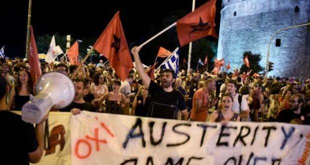 Greek workers face brutal EU-driven austerity