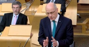 John Swinney will outline the Scottish budget on December 16. He has a choice: make the Tory cuts or defy austerity