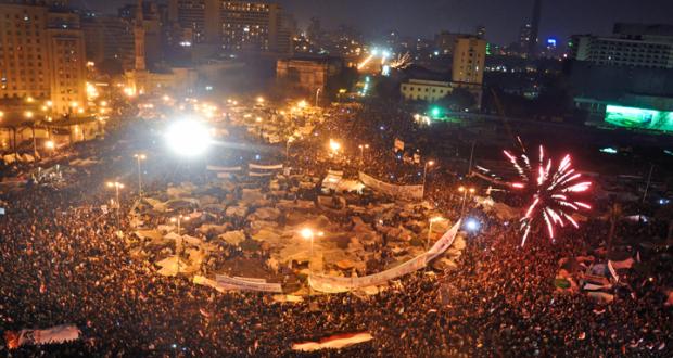 The 2011 revolution toppled the dictatorship of Mubarak