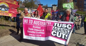 Scottish TUSC saw significant increases in its vote.